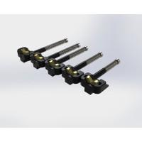 Hipshot Kickass 5-String Saddle Sets - Black