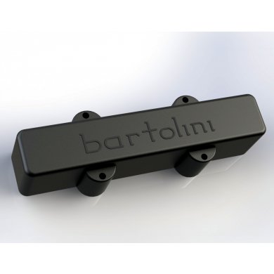 Bartolini 69J1-L1 6 String Jazz L Size Deep Tone Split Coil Bridge Pickup