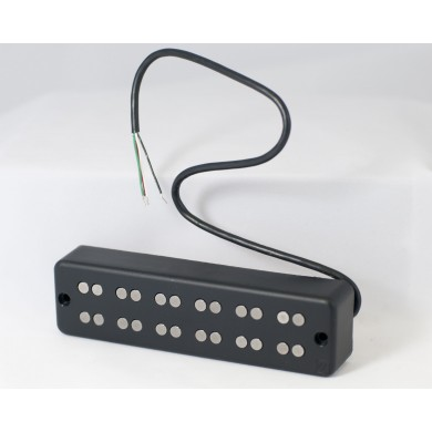 Nordstrand DC6 6 String Parallel Wind Dual Coil Neck Pickup