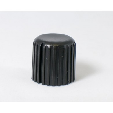 EMG Single Plastic Fluted Knob