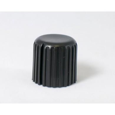 EMG Single Plastic Fluted Knob