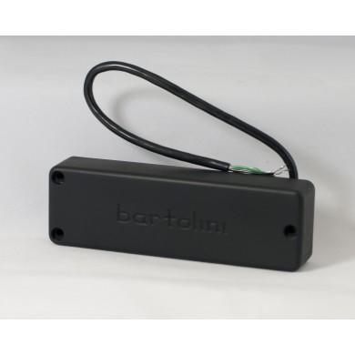 Bartolini MK4CBC-T 4 String MK Size Classic Bass Dual Coil Bridge Pickup