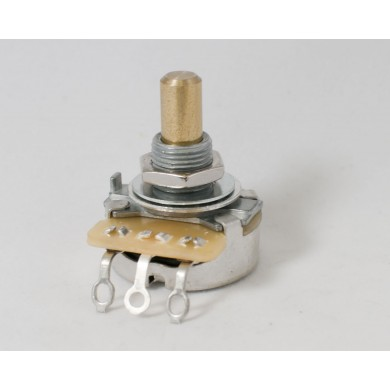 CTS 250k Volume Potentiometer Audio Taper 1/4 inch