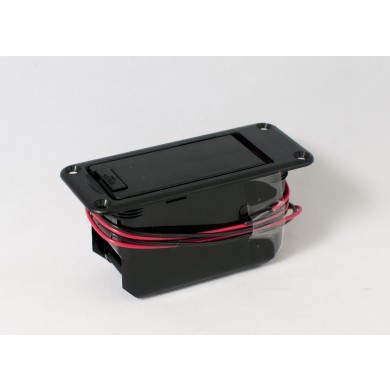 9v Volt Top Mount Battery Compartment