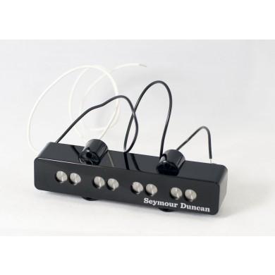 Seymour Duncan SJB-3b 4 String Jazz L Size Quarter Pounder Single Coil Bridge Pickup