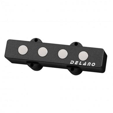 Delano JMVC4 FE/M2 4 String Jazz S Size Split Coil Neck Pickup
