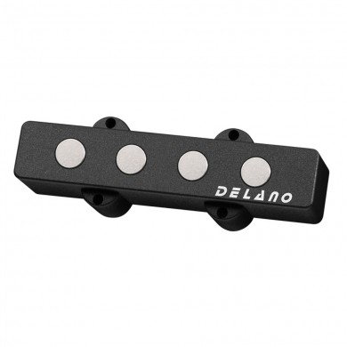 Delano JMVC4 FE/M2 4 String Jazz L Size Split Coil Bridge Pickup