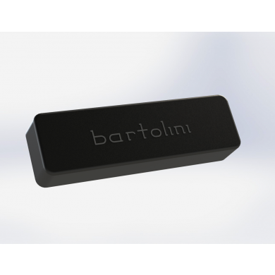Bartolini P25CBC-B 5 String P2 Size Classic Bass Dual Coil Neck Pickup