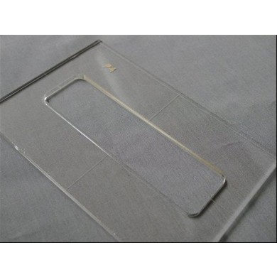 "Nordstrand 3/16"" Thick Acrylic P4 Size Template"