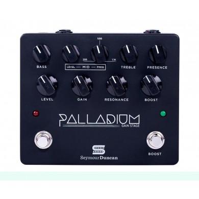 Seymour Duncan Palladium Gain Stage Pedal Black