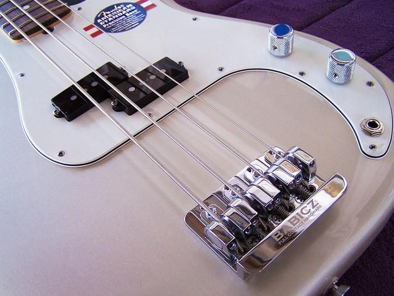 Babicz Fch 4 String Bass Bridge String Thru Best Bass Gear