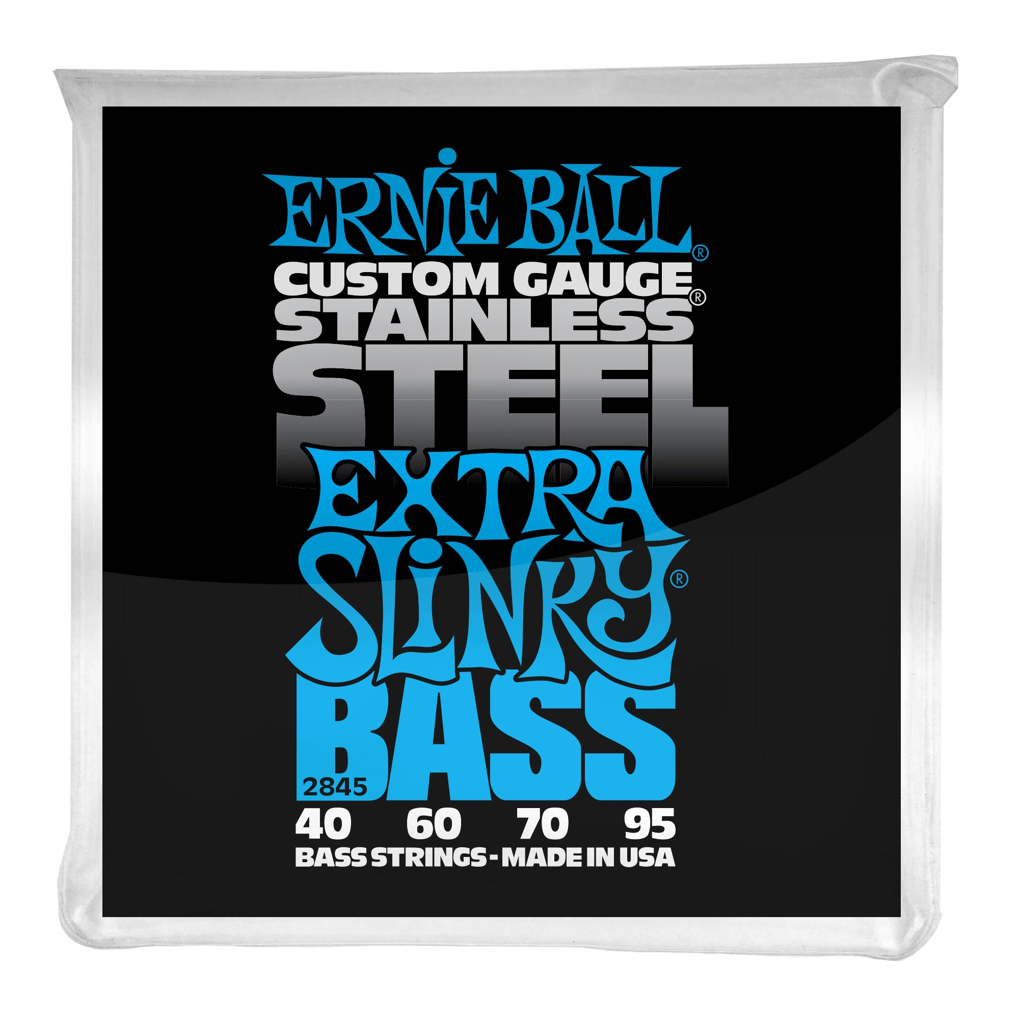 ernie ball slinky stainless steel electric bass strings best bass gear. Black Bedroom Furniture Sets. Home Design Ideas