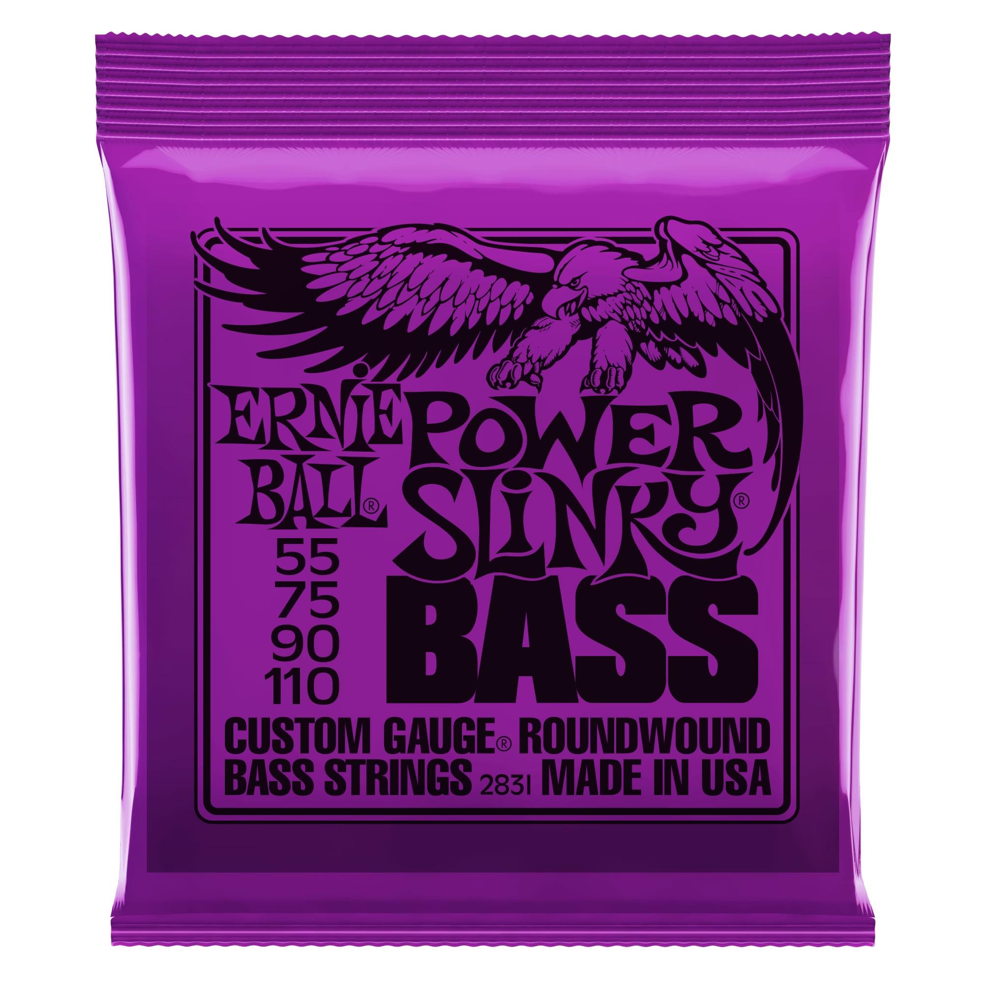 ernie ballslinky nickel wound electric bass strings best bass gear. Black Bedroom Furniture Sets. Home Design Ideas